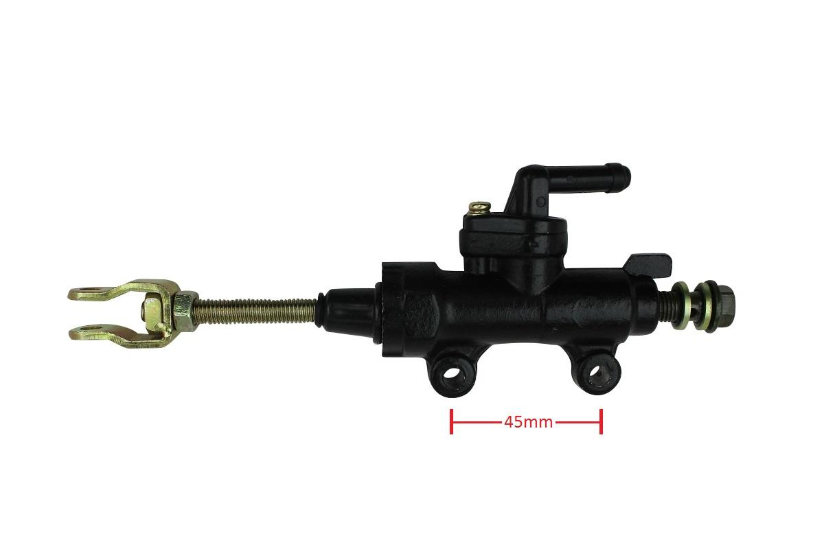 Details about Rear Brake Master Cylinder Pump Yerf-Dog Spiderbox GX150  150cc Go Kart