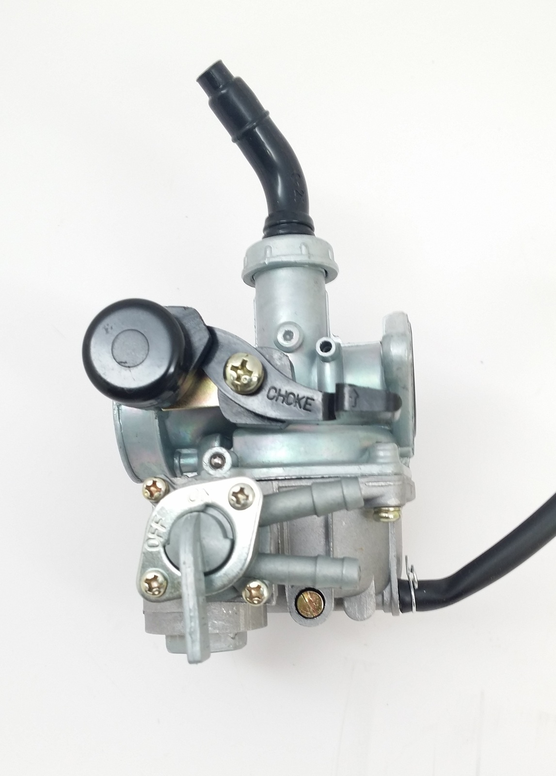 carburetor honda ct70 st70 ct90 st90 trail bike carb 33 91. Black Bedroom Furniture Sets. Home Design Ideas