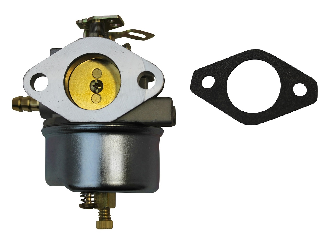 Adjustable Carburetor Tecumseh HMSK80 HMSK90 LH318SA LH358SA Snowblower 8hp 9hp