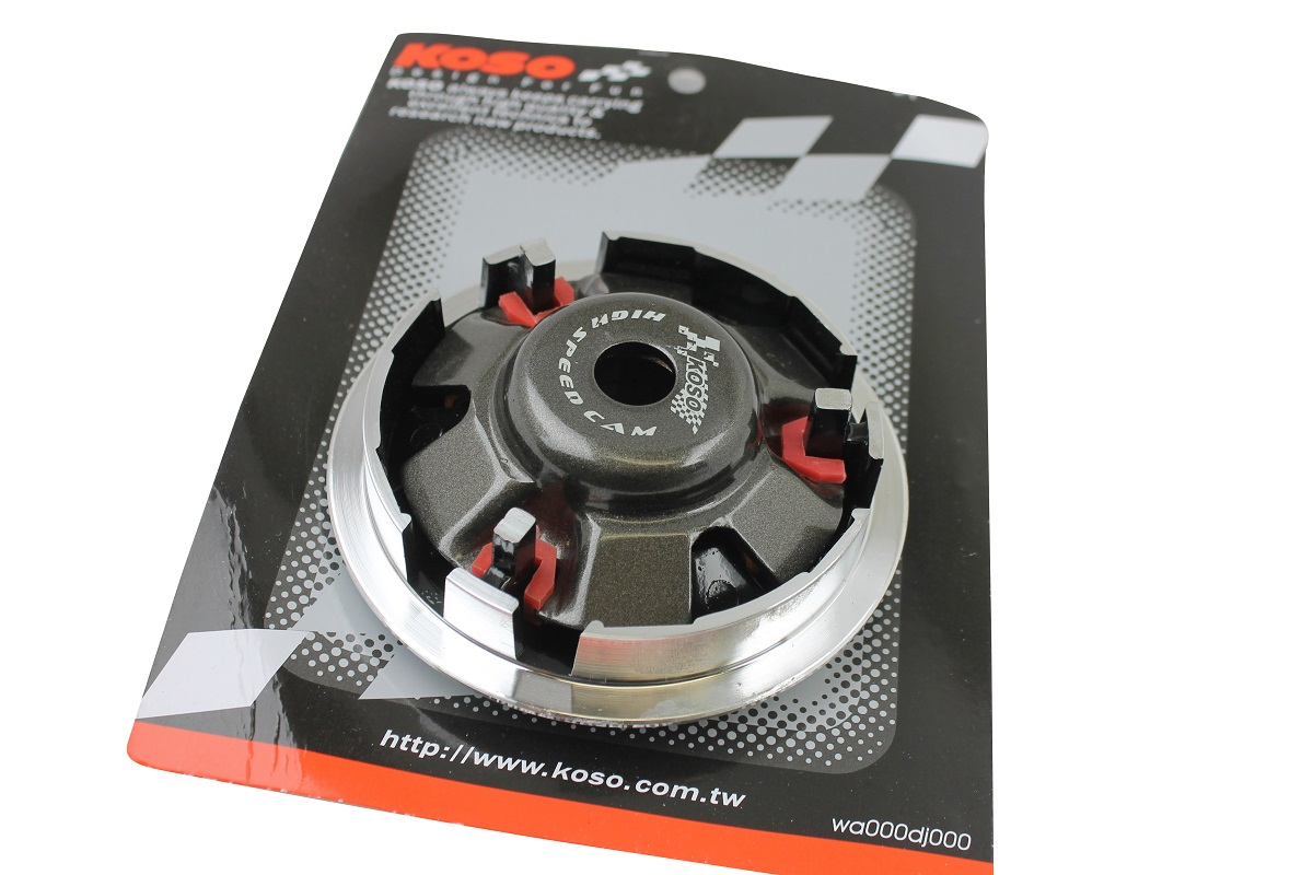 GY6 125cc 150cc 157QMJ Chinese Scooter Performance Racing Clutch Variator NEW