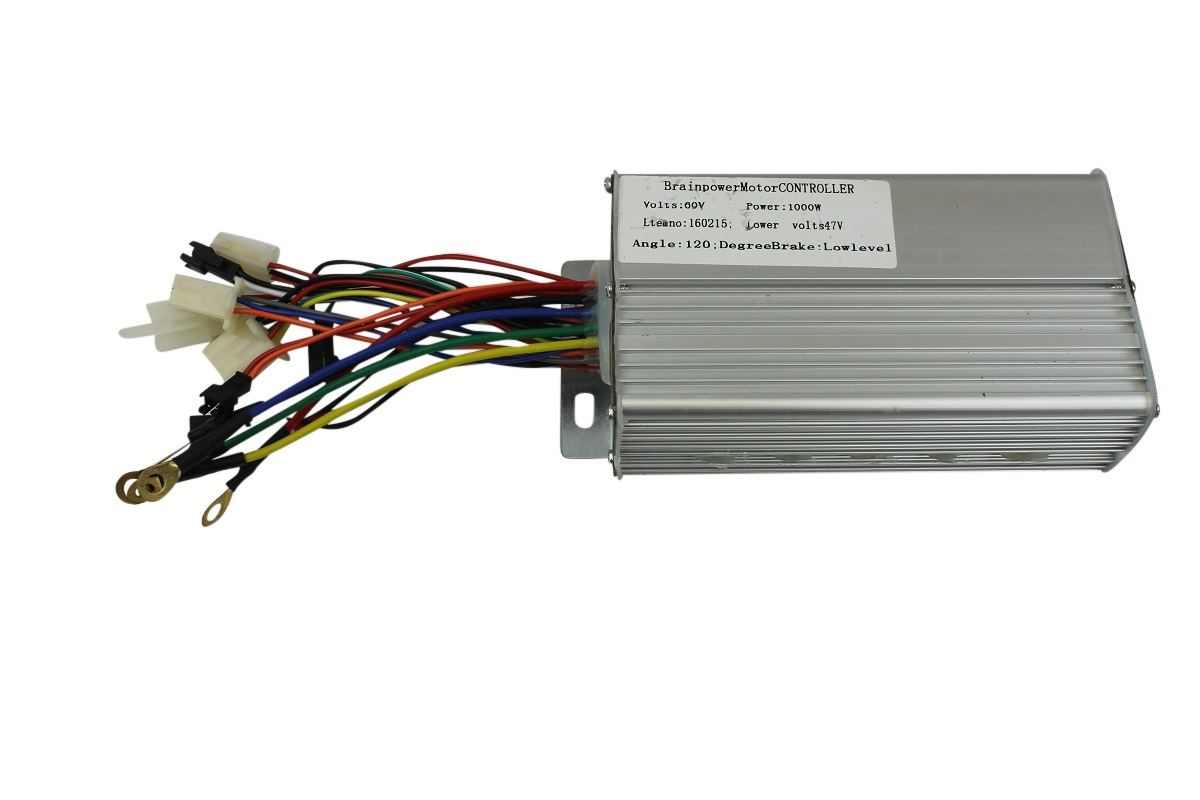 800w 36v dc speed controller box for scooter electric bike for Electric motor control box