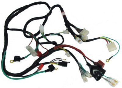CHINESE GY6 150CC WIRE HARNESS WIRING ASSEMBLY SCOOTER ...