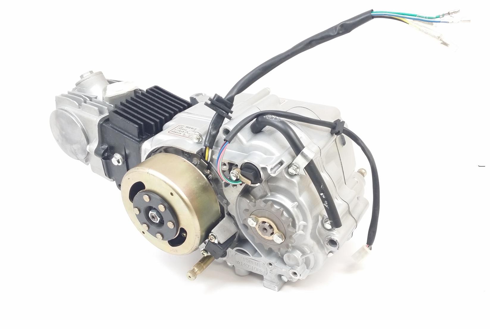 Engine - Lifan 125cc Manual Clutch Dirt Bike