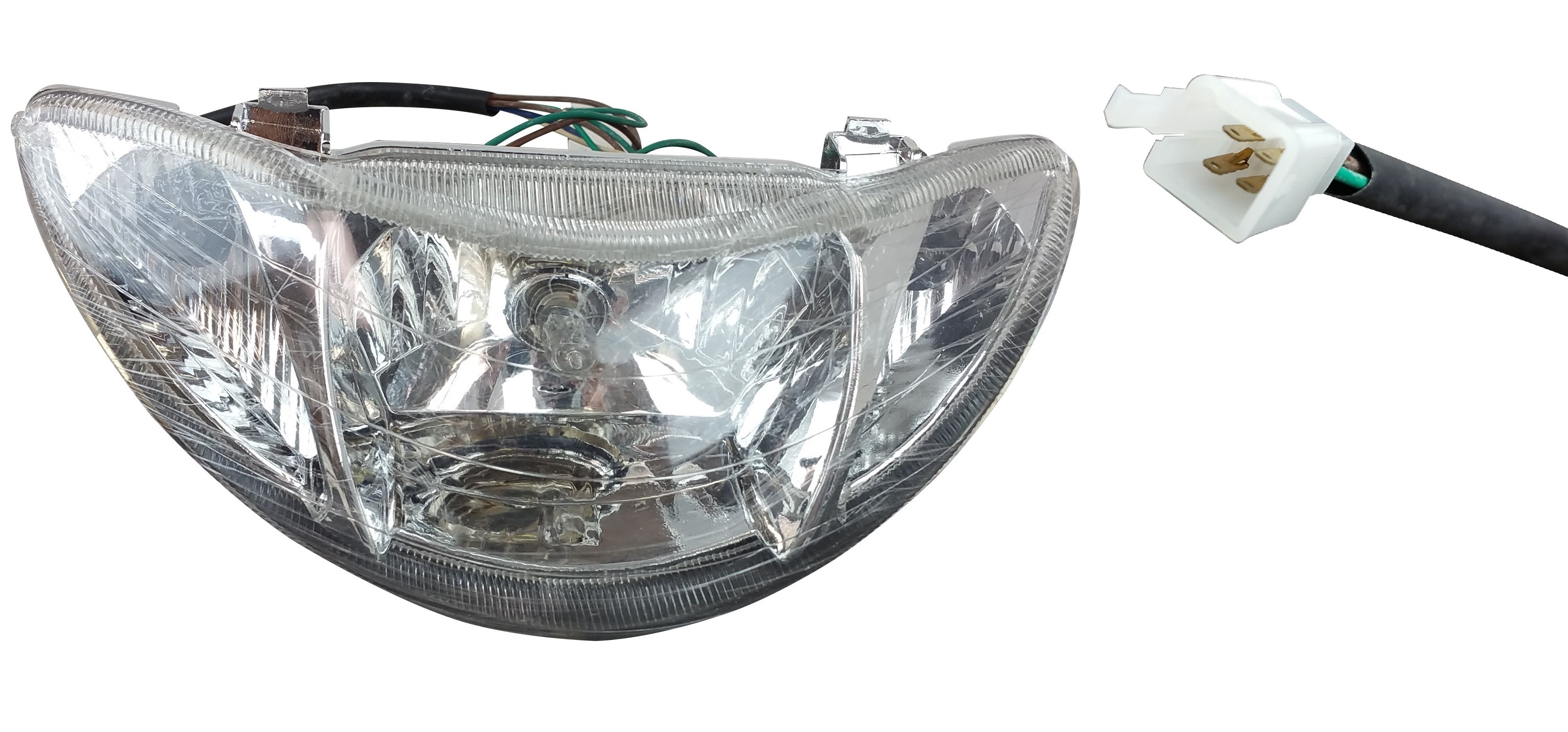 Headlight Assembly for GY6 50cc Scooters