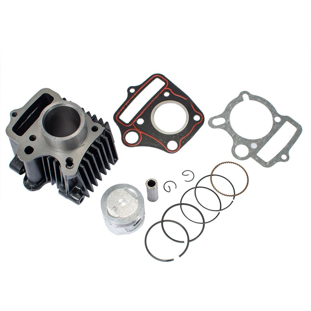 Cylinder Piston Assembly Kit Honda Z50 Z50r Xr50 Crf50 50cc Dirt Bike Pit