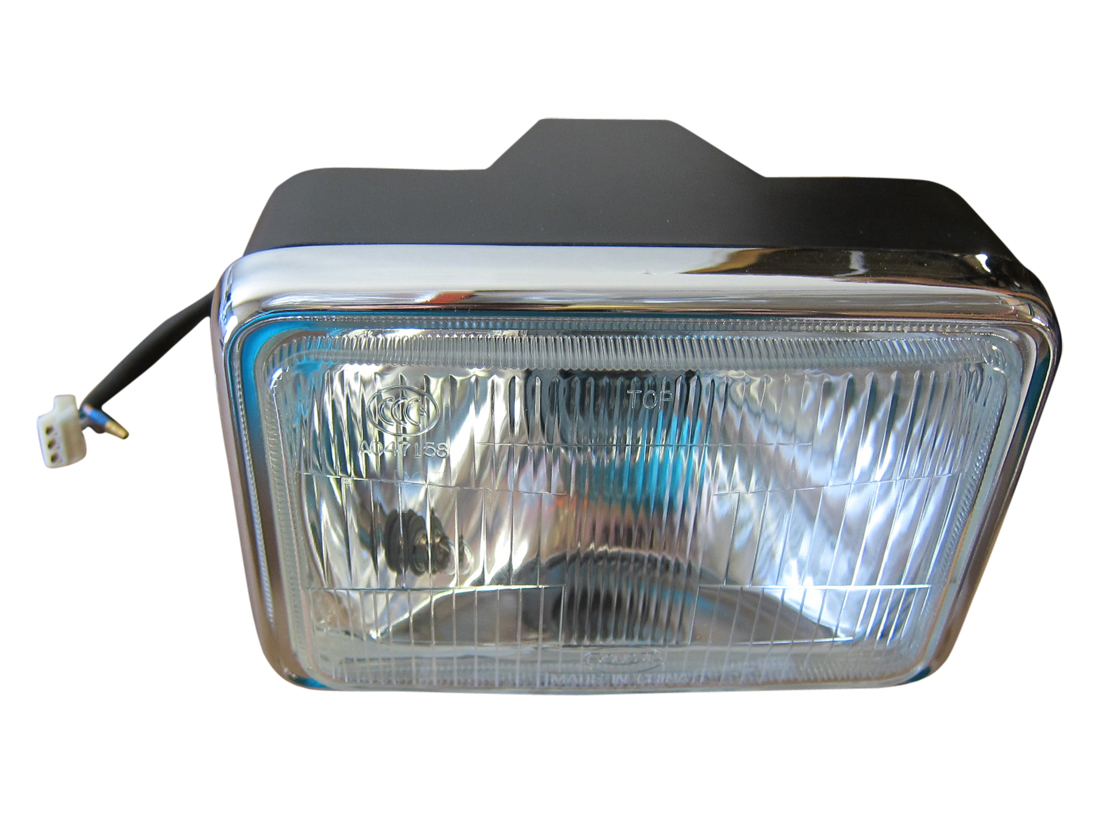 Headlight Assembly Scooter Moped ATV GY6 ZN150T 125cc 150cc Yellowstone