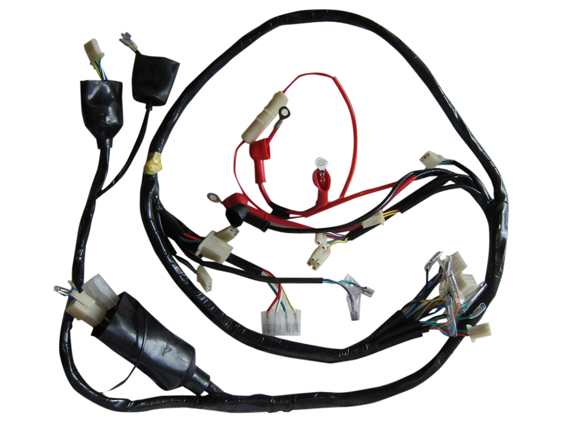 Honda Ruckus Gy6 Wiring Harness Solutions 2003 125 Wire Center