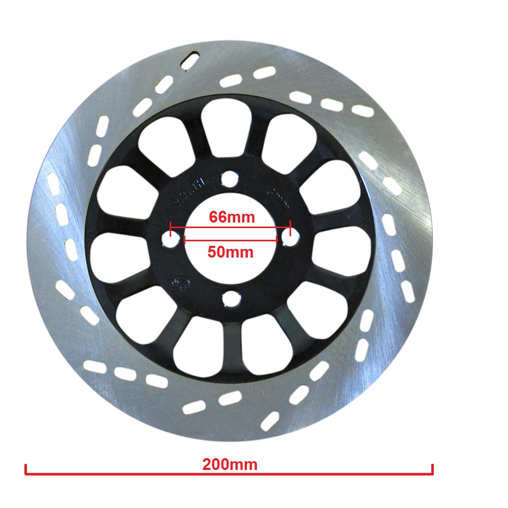 Disc Brake Rotor, 220mm OD , 58mm id
