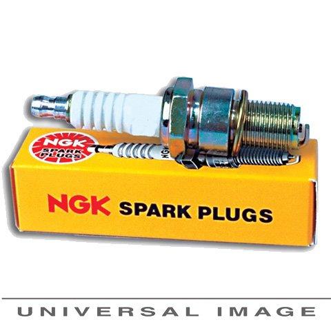 how to clean atv spark plug