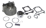 Gy6 Atv Quad Gas Moped Scooter Engine Big Bore Kit 50cc to 85cc