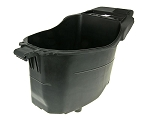13 - Helmet Case, Under Seat Bucket Compartment-ABS Body Parts, Jonway YY50QT-21