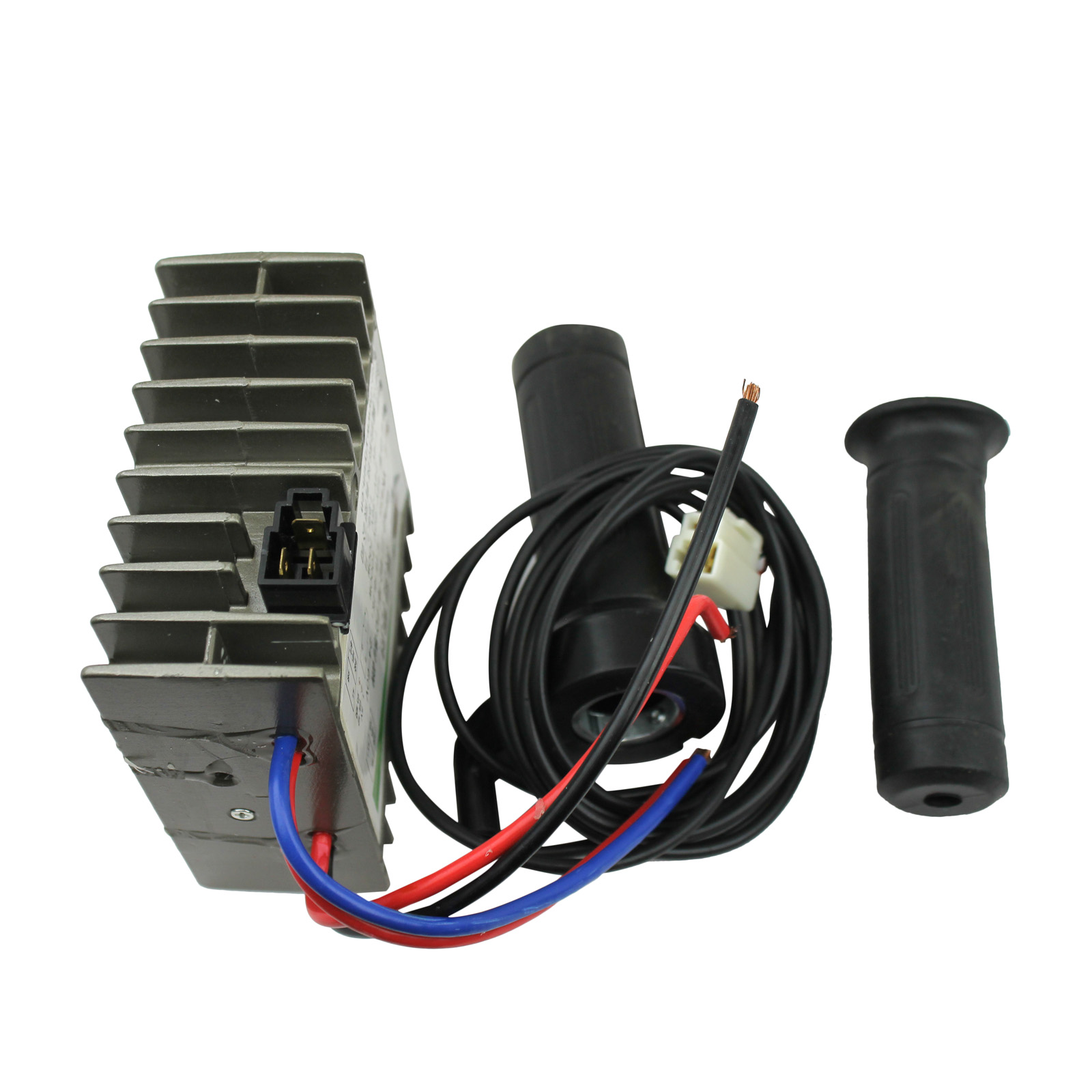 Controller, 24-60V 500-1000W Motor Brush for Electric Bike Bicycle ...