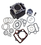Cylinder Top End Rebuild Kit 4Stroke 110cc 52.4mm