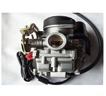 Carburetor, PD18, 50-90cc Scooter