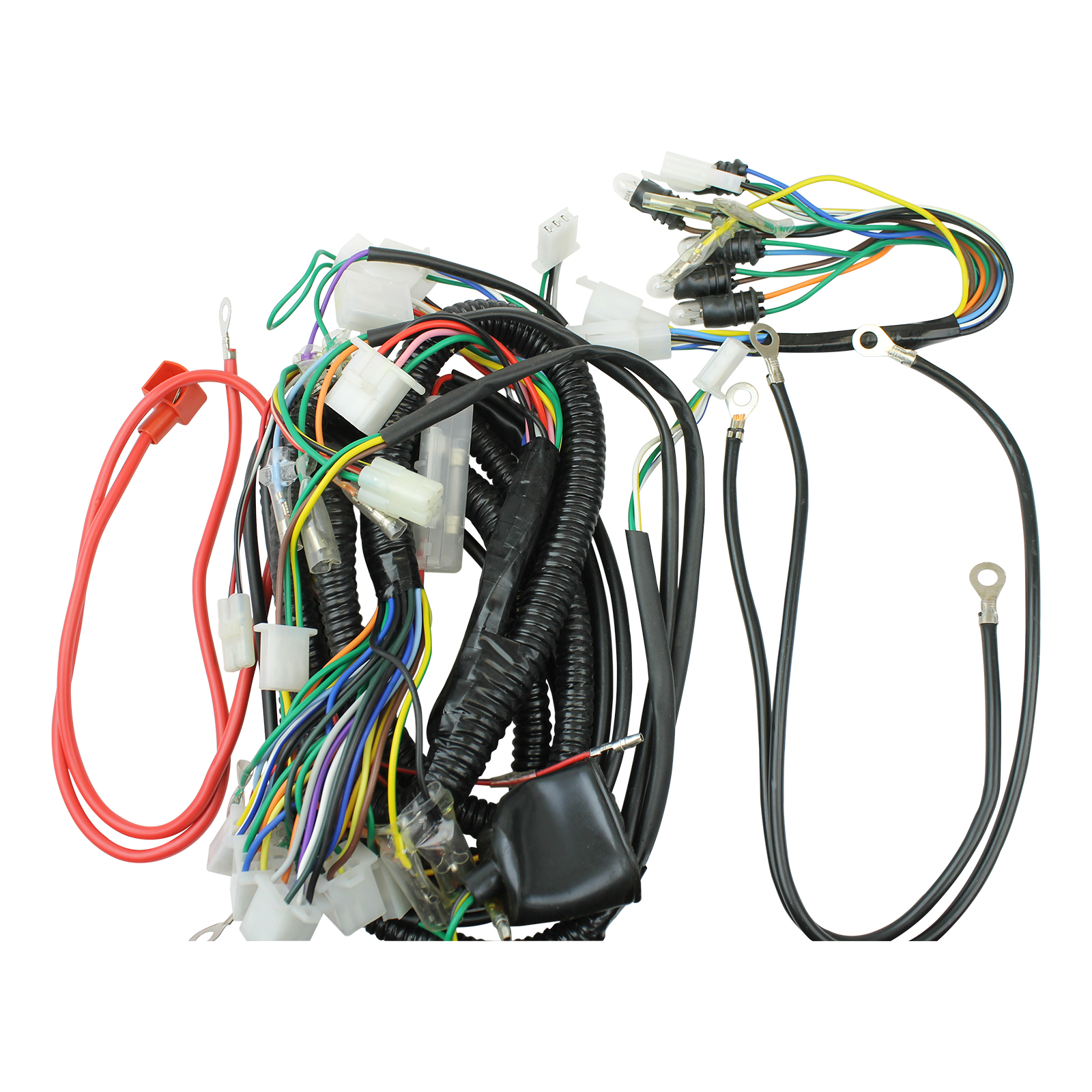 50cc Scooter Wiring Harness Motorcycle Wire Diagrams Cdi Diagram Vip Best 9