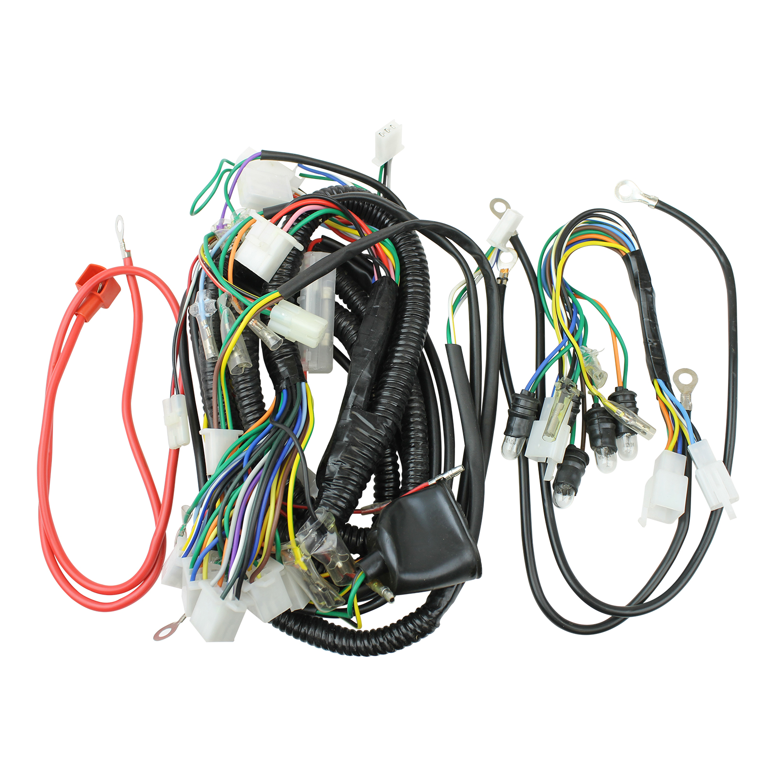 50cc Scooter Wiring Harness - Auto Electrical Wiring Diagram •