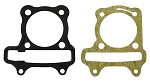 Head and Cylinder Gaskets, 80cc Big Bore Kits GY6 Engine