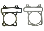 Head & Cylinder Gaskets, 180cc Big Bore Kit, Scooter