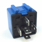 Headlight relay (blue)