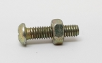 Screw and Nut for Throttle control for HNDL-0001