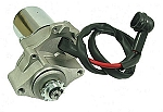 2-Bolt Starter Motor, Lower Mount
