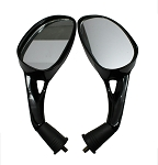 Mirror, Gator 50 -BLACK