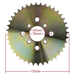 Sprocket Rear Jonway ATV Sport 200cc