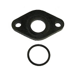Gasket, 50cc scooter (between Carburetor and intake manifold)(thick black)