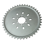 Rear Sprocket, 44 Teeth, Bike Engine Kit