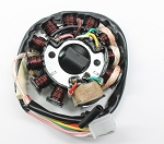 Magneto Stator 11-Pole GY6 Motorcycle Scooter 125cc 150cc