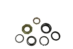 Bearing Set Kit for Triple Tree Steering Stem for Taotao Icebear Roketa Jonway Sunny Shenke Chuanl Flying Scooter GY6 49cc 50cc 125cc 150cc Chinese Scooter Moped