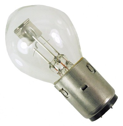 Bulb, HeadLight 12V25/25W