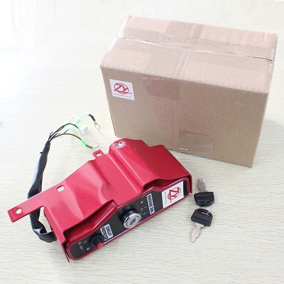 honda gx390 key switch box