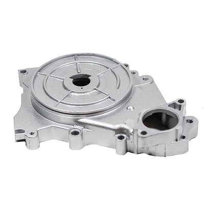 Chinese Middle Crankcase Engine Cover - Bottom Mount Starter - 50cc-110cc