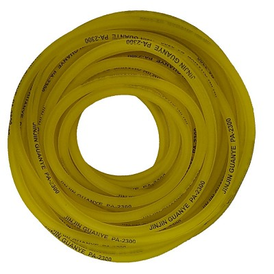 "10 Meter YELLOW PVC Fuel Line 1/4"" ID x 3/8"" OD Chinese Scooter Moped ATV"