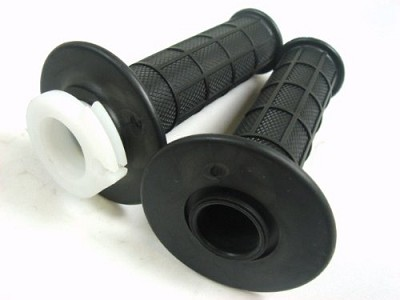Dirt Bike Grip Set, Left and Right