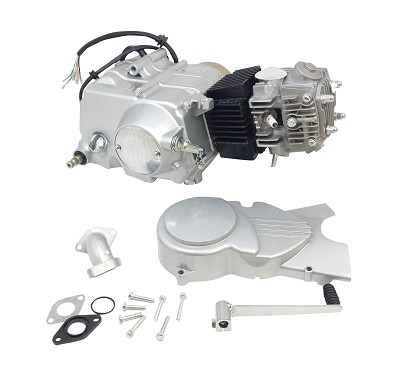Engine - Lifan 125cc Manual Clutch Dirt Bike