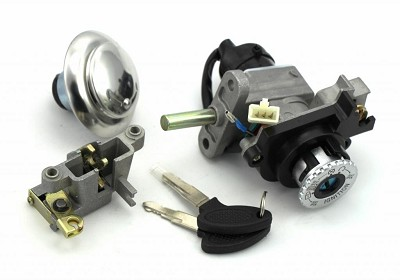 Ignition Switch & Keys, Lock Set