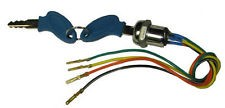 4 Wire Key Ignition Switch Super Pocket Bike ATV Mini-Chopper Pit Scooter Moped!