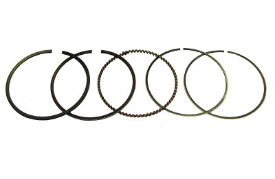 Ring Set for Piston, Big Bore Kit Scooter  61mm GY6 180cc